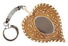Key Chain Mirror